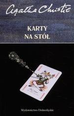 Okładka książki Karty na stół