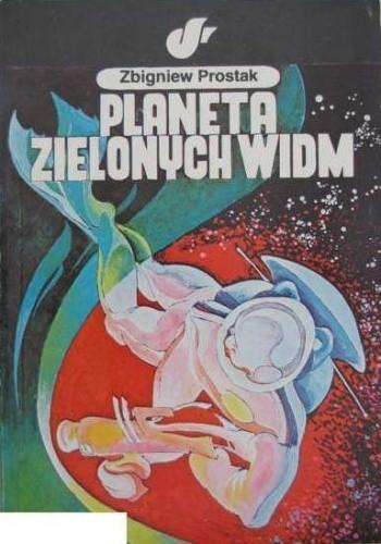 Okładka książki Planeta zielonych widm