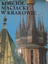 Okładka książki Kościół Mariacki w Krakowie