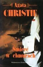 Okładka książki Śmierć w chmurach