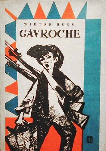 Okładka książki Gavroche. Fragment powieści
