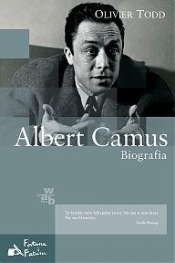 Okładka książki Albert Camus. Biografia