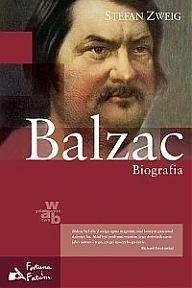 Okładka książki Balzac. Biografia