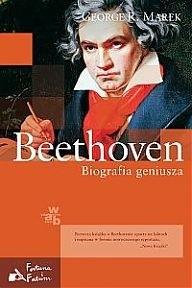 Okładka książki Beethoven. Biografia geniusza