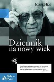 Okładka książki Dziennik na nowy wiek