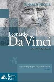 Okładka książki Leonardo da Vinci. Lot wyobraźni
