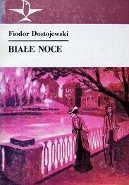 Okładka książki Białe noce