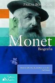 Okładka książki Monet. Biografia