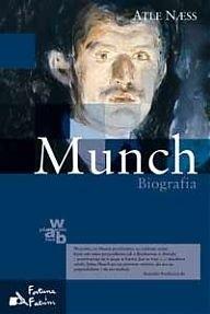 Okładka książki Munch. Biografia
