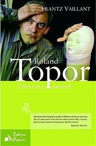 Okładka książki Roland Topor. Zduszony śmiech
