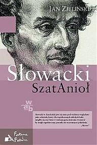 Okładka książki Słowacki. SzatAnioł