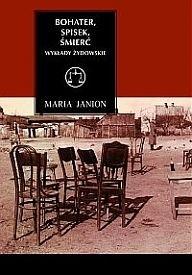 Okładka książki Bohater, spisek, śmierć. Wykłady żydowskie