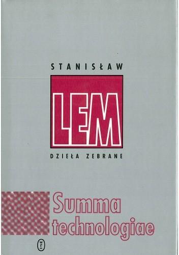 Okładka książki Summa technologiae