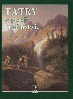 Okładka książki Tatry w poezji i malarstwie