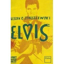 Okładka książki Elvis