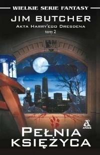 Okładka książki Pełnia księżyca