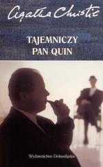 Okładka książki Tajemniczy pan Quin
