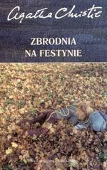 Okładka książki Zbrodnia na festynie