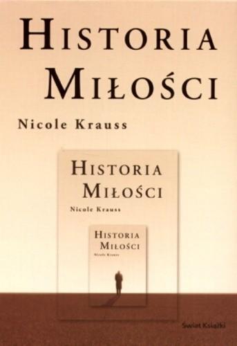 Okładka książki Historia miłości