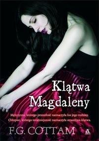 Okładka książki Klątwa Magdaleny