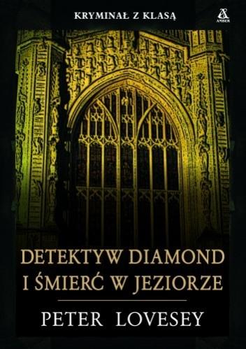 Okładka książki Detektyw Diamond i śmierć w jeziorze
