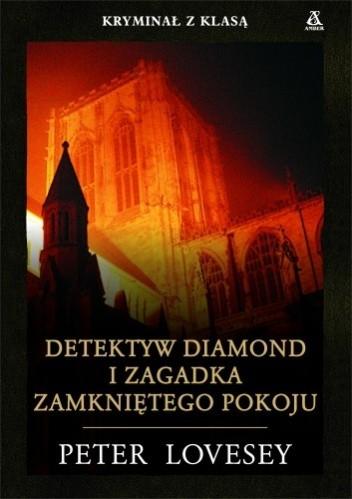 Okładka książki Detektyw Diamond i zagadka zamkniętego pokoju