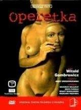 Okładka książki Operetka