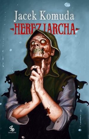 Okładka książki Herezjarcha