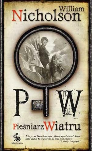 Okładka książki Pieśniarz Wiatru