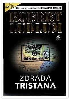 Okładka książki Zdrada Tristana