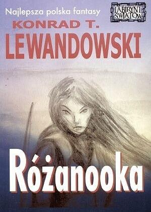 Okładka książki Różanooka