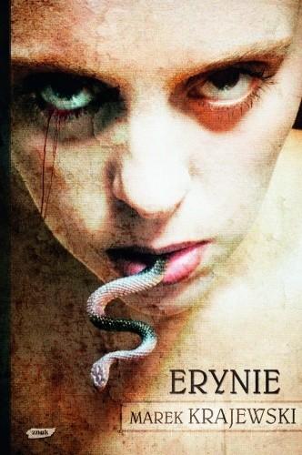 Okładka książki Erynie