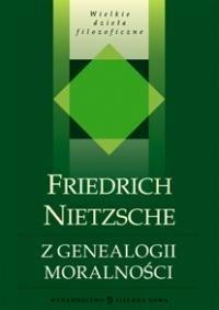 Okładka książki Z genealogii moralności