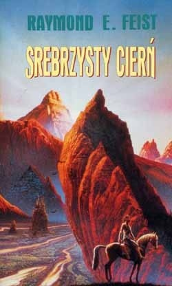 Okładka książki Srebrzysty cierń
