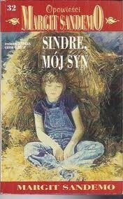 Okładka książki Sindre, mój syn