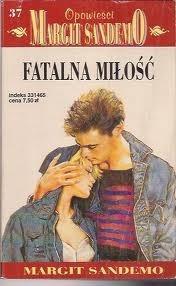 Okładka książki Fatalna miłość