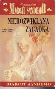 Okładka książki Nierozwikłana zagadka