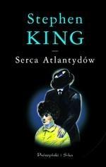 Okładka książki Serca Atlantydów