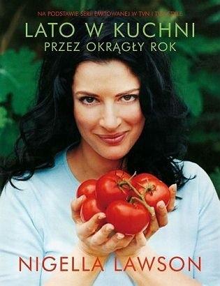 Okładka książki Lato w kuchni przez okrągły rok