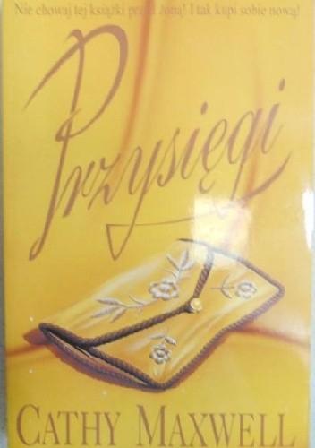 Okładka książki Przysięgi