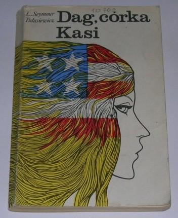 Okładka książki Dag, córka Kasi