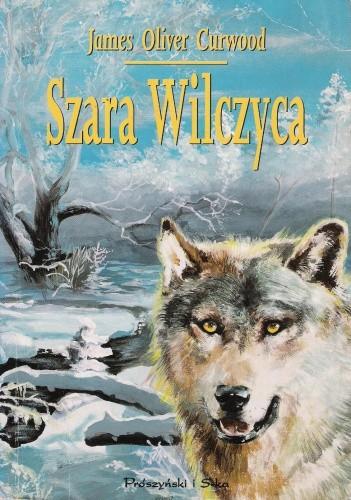 Okładka książki Szara Wilczyca