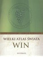 Okładka książki Wielki atlas świata win