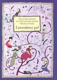Okładka książki Lawendowy pył