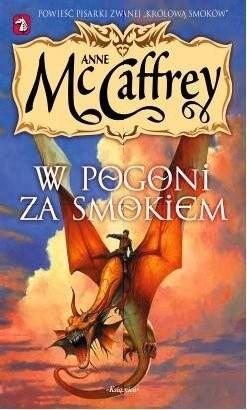 Okładka książki W pogoni za smokiem