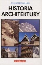 Okładka książki Historia architektury