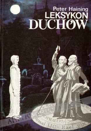 Okładka książki Leksykon duchów