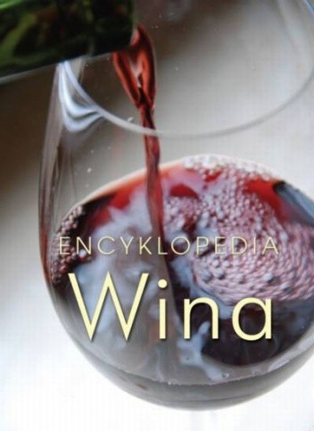 Okładka książki Encyklopedia wina