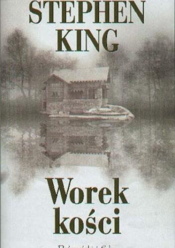 Okładka książki Worek kości