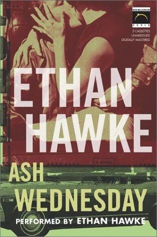 Okładka książki Ash Wednesday